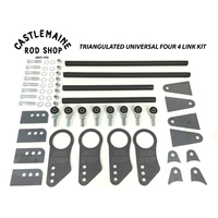 Universal 4 Link Suspension Kit (Triangulated) - Heavy Duty