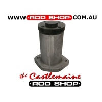 Power Steering Block Off Pulley - Holden V6 Ecotec and Non Ecotec